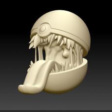 Poke Ball Trap Monster