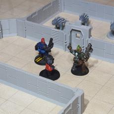 Starship Walls Full Base Set