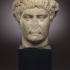 Head of the Emperor Trajan image