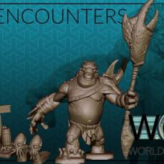 Creatures & Miniatures