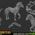NECROMANCER + UNDEAD HORSE image