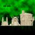 Skeleton scatter terrain - 28mm for wargame image