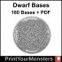 180 DWARF BASES + PDF image