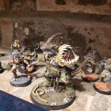 Picture of print of Sharkzerker Character Pack   Sharkzerkers