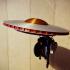 UFO Key Abduct (Magnetic Holder) image