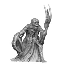Undead mutant monster - supportless model