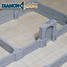 Brick Wall Full Base Set