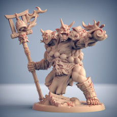 Goraku the Ogre Magi - Oni Clan Hero
