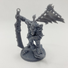 Picture of print of Yoshigruzu, the Clan Leader - Oni Clan Hero This print has been uploaded by Taylor Tarzwell