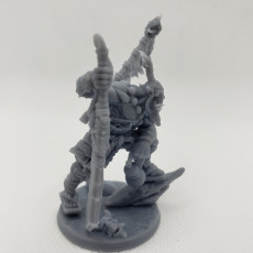 Picture of print of Yoshigruzu, the Clan Leader - Oni Clan Hero