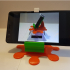 ADJUSTABLE SMARTPHONE STAND image