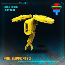 CYBER DRONE KURIBASA