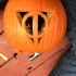 fan fiction inspired Jack-O-Lantern perfect Punch-out image