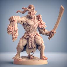 Oni Clan - Modular B (Grunt)
