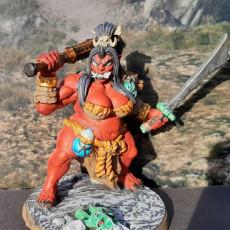 Oni Clan - Modular F (Kyojin Lady)