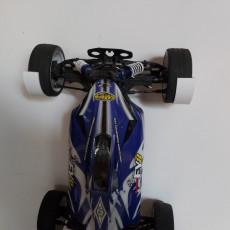 Rc Car wall mount