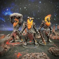 Nine Worlds: Fire Jotnar