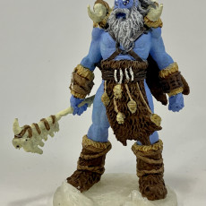 Picture of print of Nine Worlds: Frost Jotnar