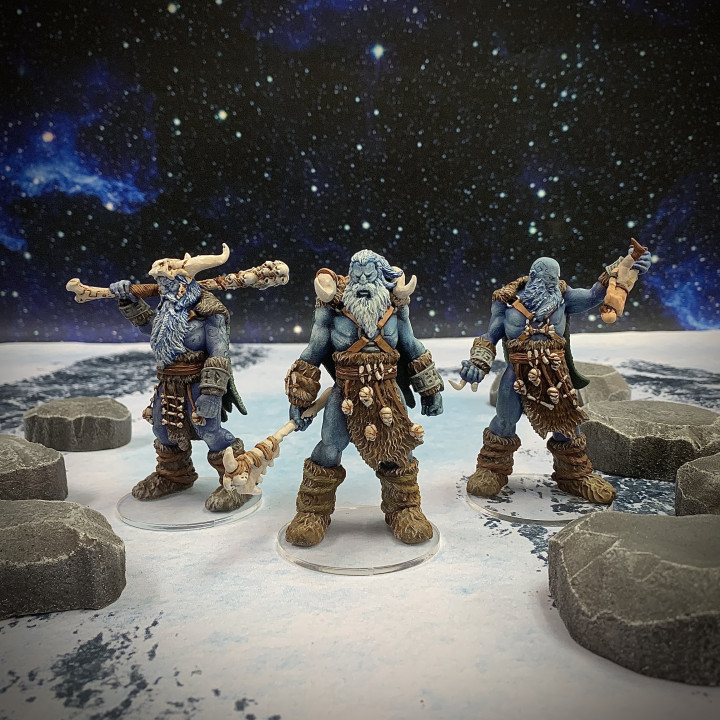 Nine Worlds: Frost Jotnar