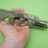 Austeyr EF88 inkl. Steyr Mannlicher SL40 Grenade Launcher - scale 1/4 image