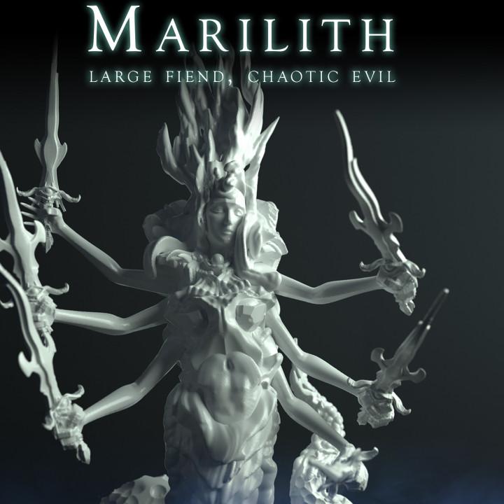 Marilith - DnD 5e