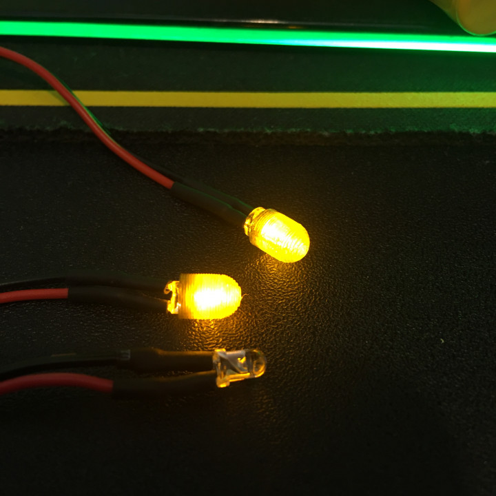 3mm LED to 5mm LED Adaptor