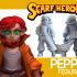 Pepper figurine 1 image