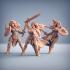 Amazon Warriors - 3 Units (AMAZONS! Kickstarter) image