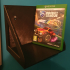 Xbox/PS4 Game Holder - Wall Mounted image