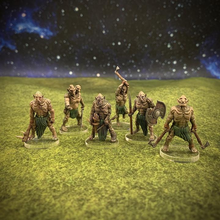 Nine Worlds: Trollspawn War Party