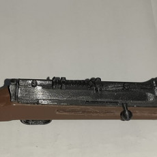 Picture of print of MP28 - scale 1/4