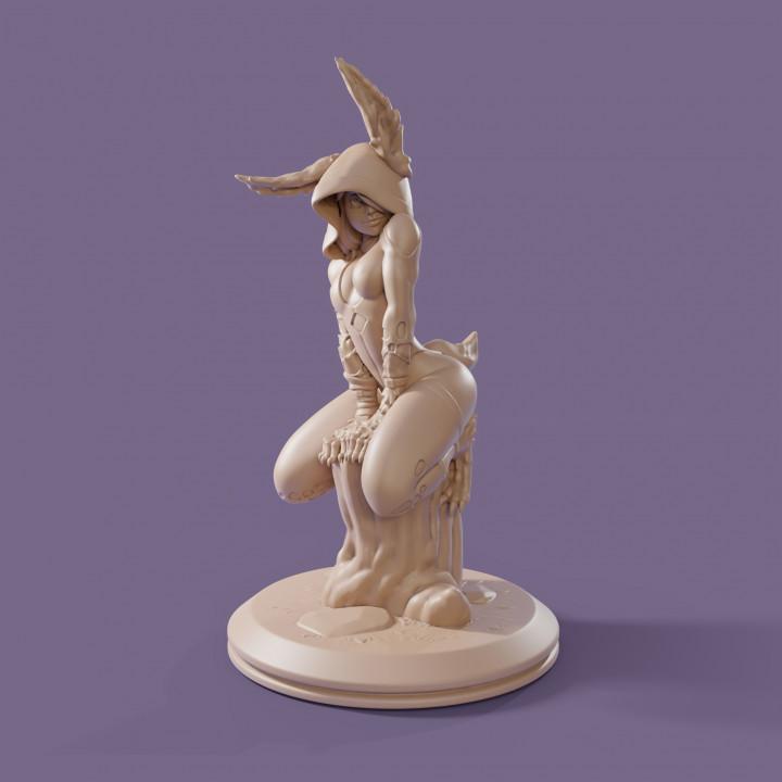 Silvestris Smoker Figure