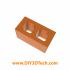 Cinder Block Scale Miniature 12:1! image