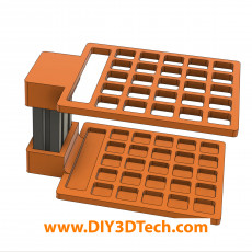 Modern Desktop / Shop Organizer!