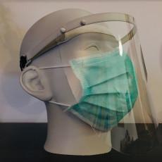 PPE Face ShieldFor Continuous Use