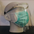 PPE Face ShieldFor Continuous Use image