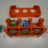 King of Tokyo All-in-One Insert + Token & Cube Organizers image