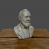 Carl Zeiss Bust 3D printable image