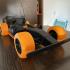 Make Daniel Noree F1 car really fuctional image