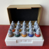 Hinged case for Vallejo 17ml paints image