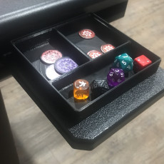 Board Game Table Accessories Token Tray 3