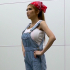 SexyCyborg: NEW body scan in a overalls (2020) image