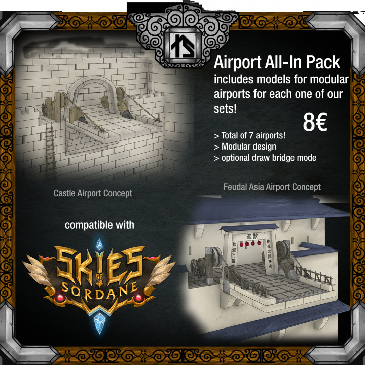 Airport All-In Pack's Cover