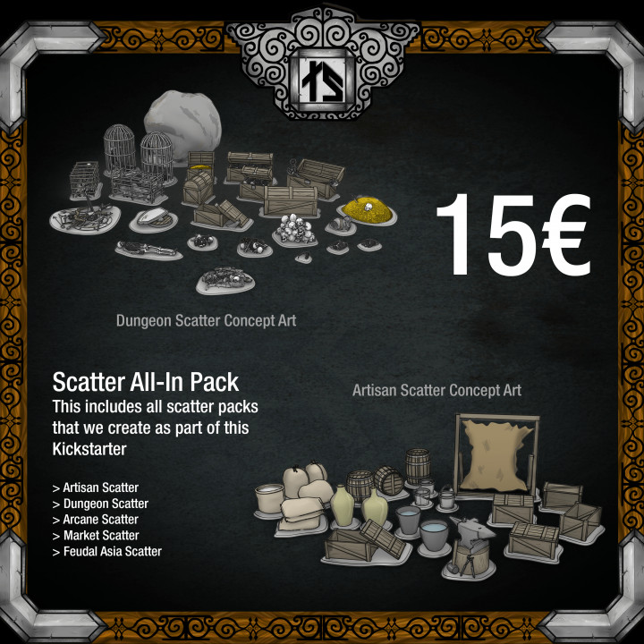 Scatter All-In Pack's Cover