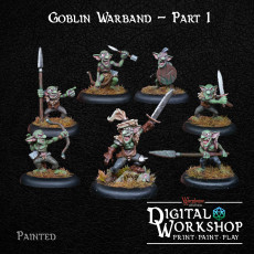 Goblin Warband - Part 1