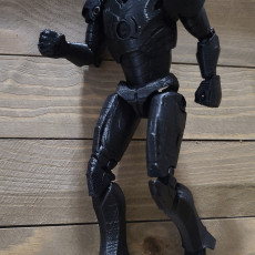 Picture of print of Iron Man MK3 - Articulated Figure
