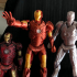 Iron Man MK3 - Articulated Figure image
