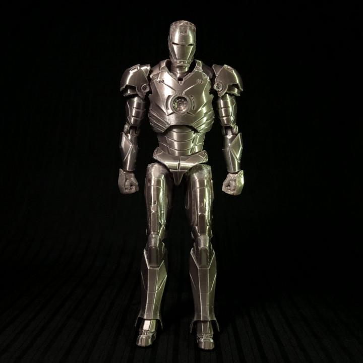 Iron Man MK3 - Articulated Figure