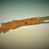 Mosin Nagant Model 1938 Carbine - scale 1/4 image