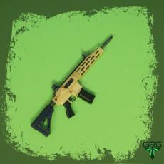 Remington R5 RGP - scale 1/4
